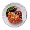 UK food Steak and Kidney Pie